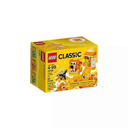Lego Classic - 10709 - Caixa Criativa Laranja