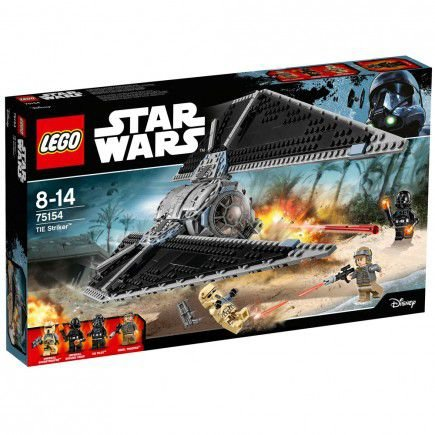 Lego Star Wars - 75154 - TIE Striker