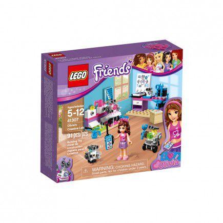 Lego Friends - 41307 - O Laboratório Criativo da Olivia