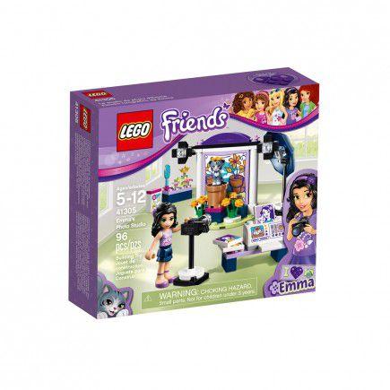 Lego Friends - 41305 - Estúdio Fotográfico da Emma