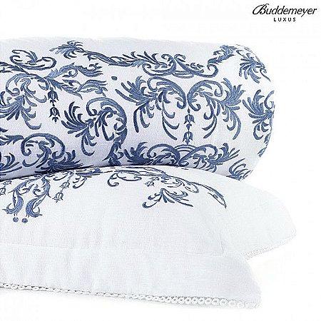 Colcha Super King Buddemeyer Luxus Branco Miradouro
