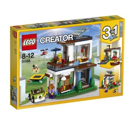 LEGO Creator - Modelo 3 em 1: Casas Modernas - Original Lego