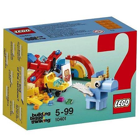 LEGO Building Bigger Thinking - Diversão no Arco-íris - Original Lego
