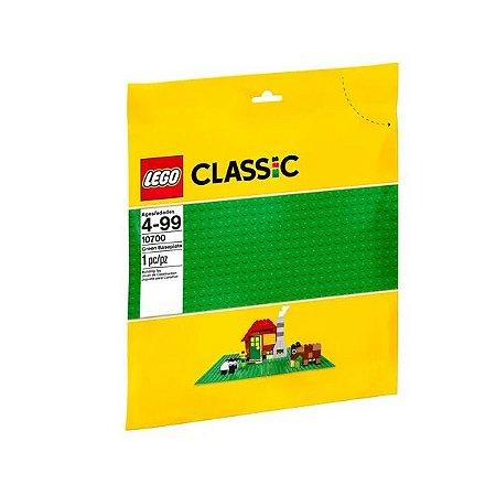 LEGO Classic - Base de Construção Verde - Original Lego