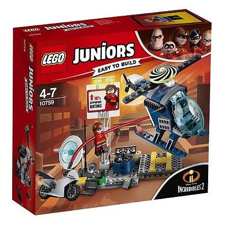 LEGO Juniors - A Perseguição no Telhado - Original Lego