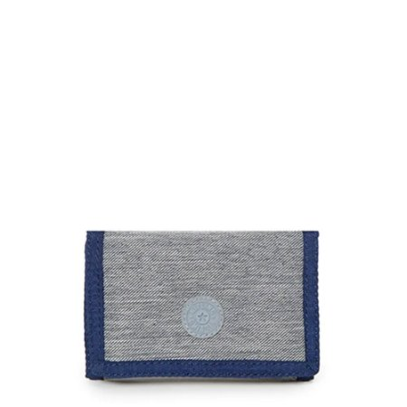 Carteira Mickylina - Ash Denim Bl - Kipling