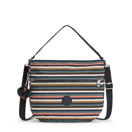 Bolsa Fenna - Multi Stripes - Kipling