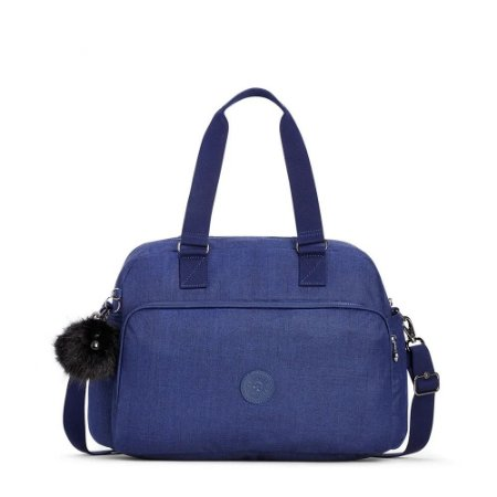 Bolsa July Bag - Cotton Indigo - Kipling