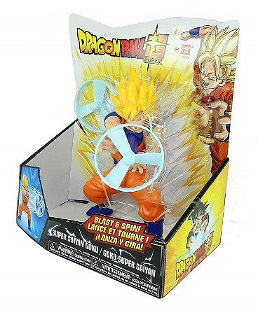 Boneco Dragon Ball Super Saiyan - Goku Super Saiyan