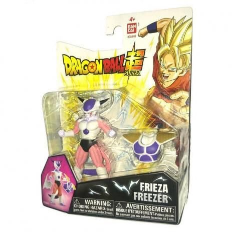 Figura de Animação - Dragn Ball Super - Frieza