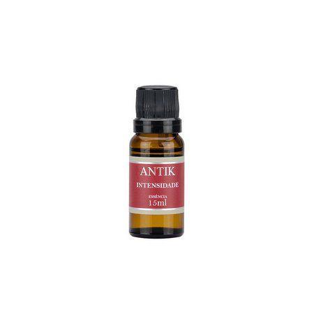 Oleo de Essencia Aromatica - 15ml - Intensidade - Antik