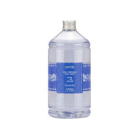 Agua Perfumada - 1L - Lavanda - Antik