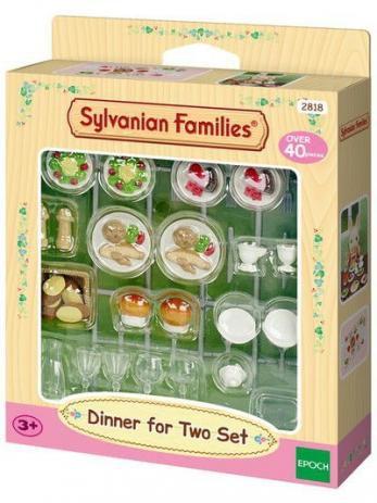 Sylvanian Families - Conjunto Jantar para dois