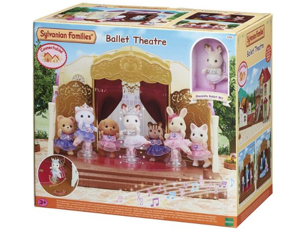 Sylvanian Families -  Teatro de Ballet