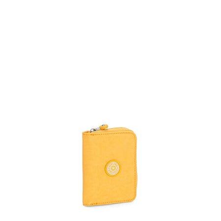 Carteira Money Love - Vivid Yellow - Kipling