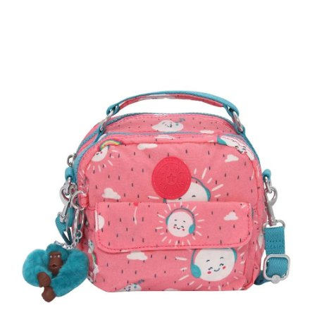Bolsa Mini - Puck Monkey Sound - Kipling