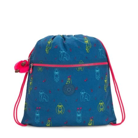 Mochila Supertaboo - Rocking Monkey - Kipling