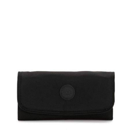 Carteira Money Land - Rich Black - Kipling