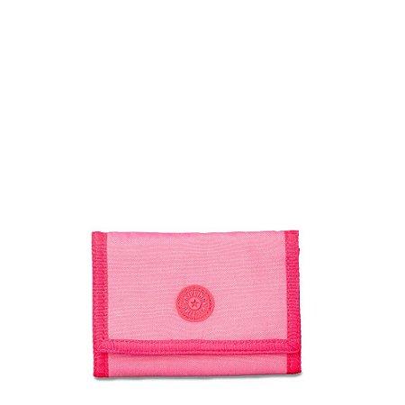 Carteira Mickylina - Fiesta Pink - Kipling