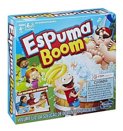 Jogo - Espuma BOOM - Hasbro Gaming
