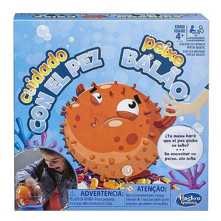 Jogo - Peixe Balão - Hasbro Gaming