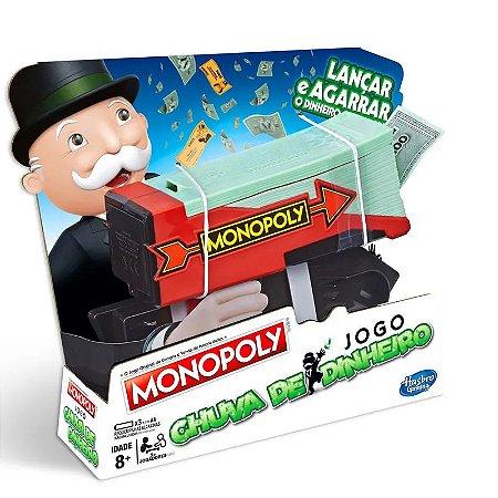 Jogo - Monopoly Chuva de Dinheiro - Hasbro