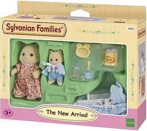 Sylvanian Families - Recém Nascido
