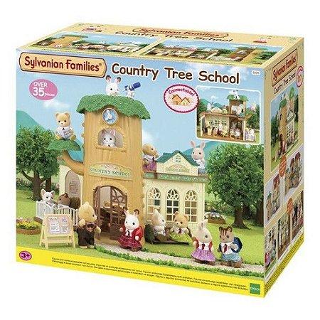 Sylvanian Families - Escola na Árvore