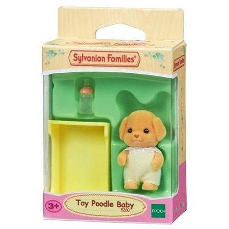 Sylvanian Families - Bebê Poodle Toy