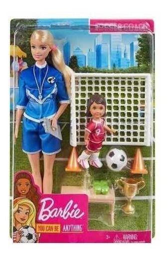 Barbie - I Can Be Treinamento de Futebol