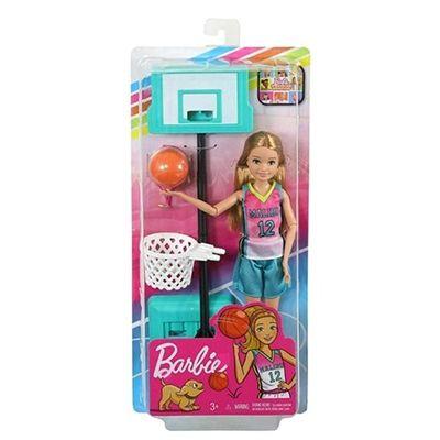 Barbie - Stacie Campeã de Basket