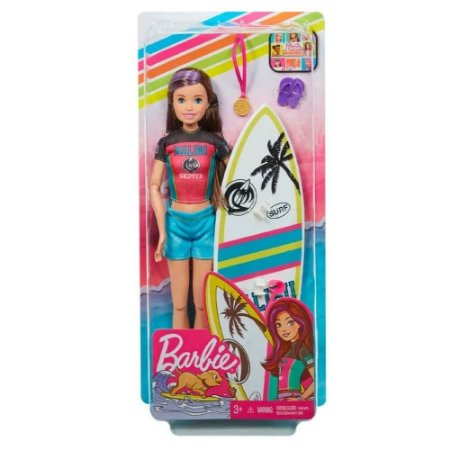 Barbie - Skipper Campeã de Surf