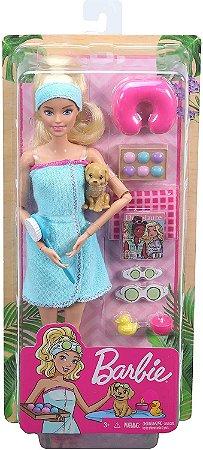 Barbie - Dia de Spa