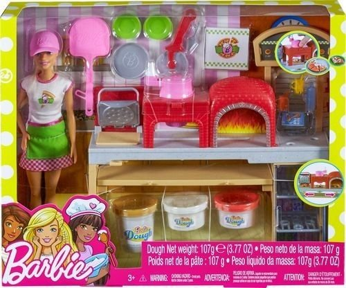Barbie - Pizzaiola