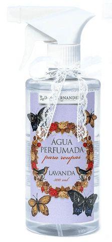 Agua Perfumada - 500ml - Lavanda - Dani Fernandes