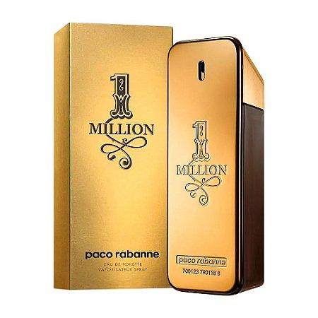 Perfume Masculino - One Million - Paco Rabanne Original