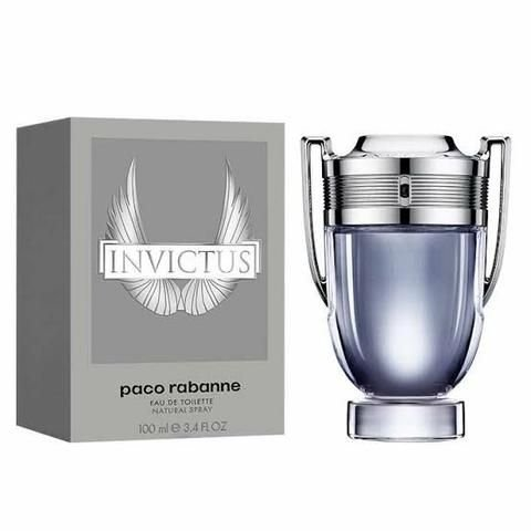 Perfume Masculino - Invictus - Paco Rabanne Original