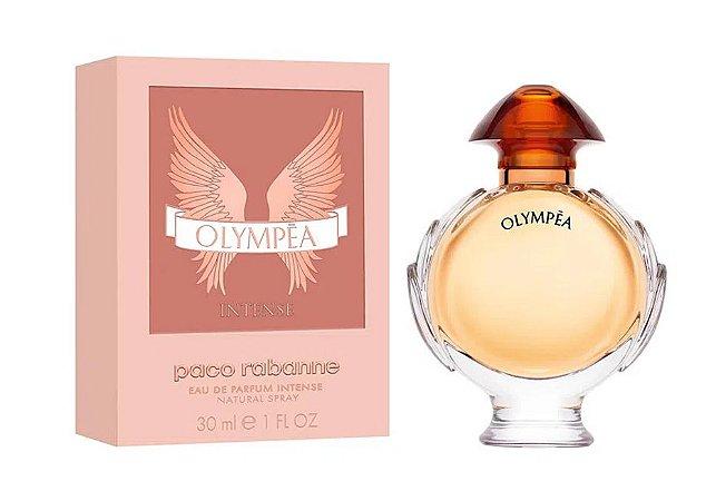 Perfume Feminino - Olympea Intense - Paco Rabanne Original