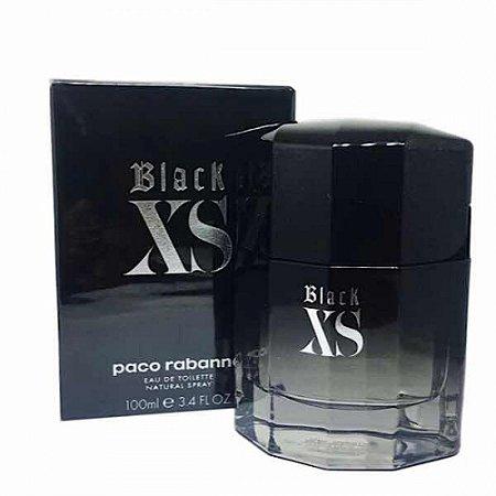 Perfume Masculino - Black XS - Paco Rabanne Original