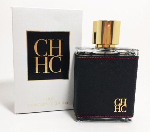 Perfume Masculino - CHHC For Men - Carolina Herrera Original