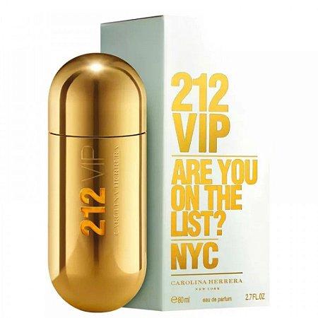 Perfume Feminino - 212 VIP - Carolina Herrera Original