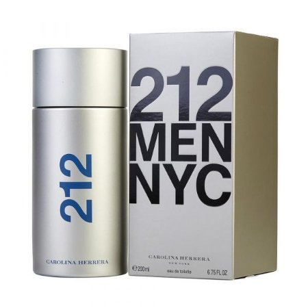 Perfume Masculino - 212 NYC Men - Carolina Herrera Original