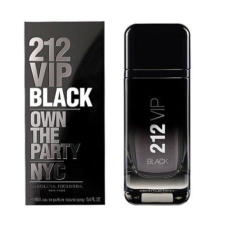 Perfume Masculino - 212 Vip Black - Carolina Herrera Original