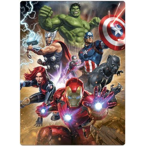 Quebra-Cabeças - Avengers 500pçs - Game Office