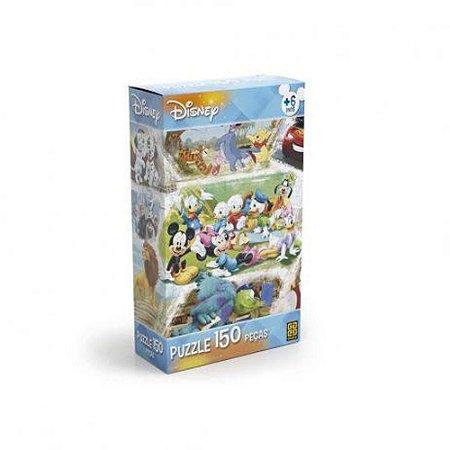 Quebra-Cabeças - Disney 150pçs - Grow