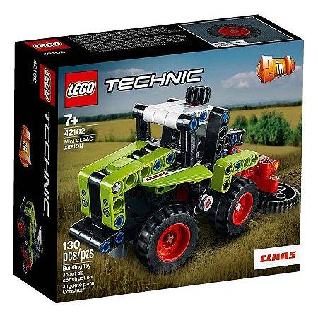 Lego Technic - Mini CLAAS XERION - Original Lego