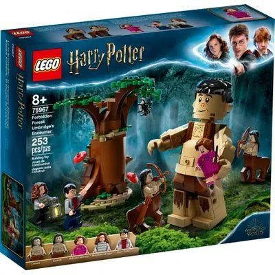 Lego Harry Potter - Forbidden Forest: Umbridge's Encouter - Original Lego