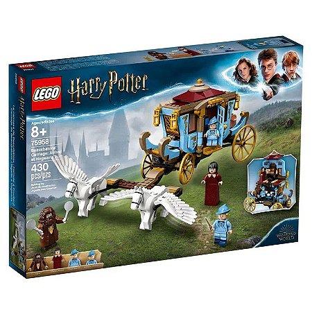 Lego Harry Potter - Beauxbatons' Carriage: Arrival at Hogwarts - Original Lego