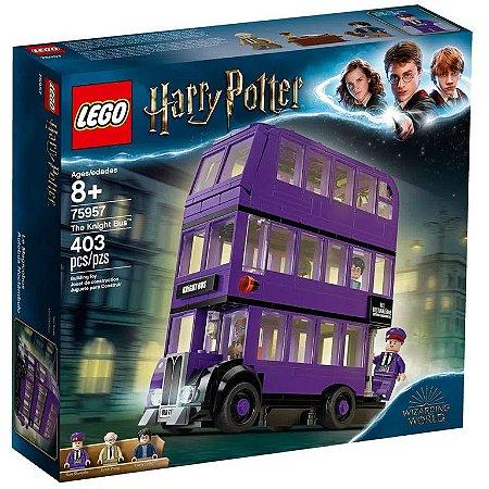 Lego Harry Potter - The Knight Bus - Original Lego