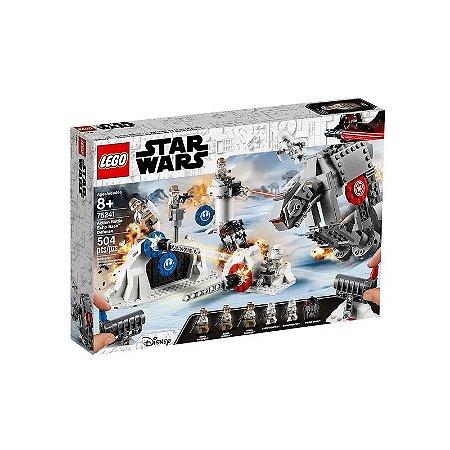 Lego Star Wars - Action Battle Echo Base Defense - Original Lego
